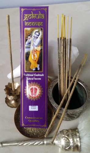 Kadam & Juhi Incense Sticks - 20 grams